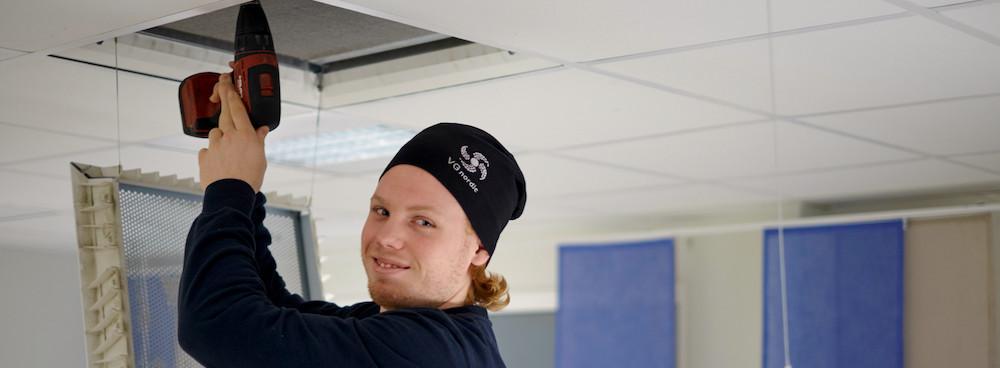 Om Vento - ett ventilationsföretag i Stockholm